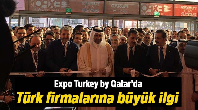 Expo Turkey by Qatar başladı